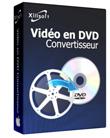 Xilisoft Vidéo en DVD Convertisseur pour Mac