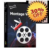 30% de réduction pour Montage Vidéo