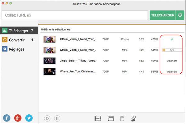 Xilisoft YouTube Vidéo Téléchargeur pour Mac