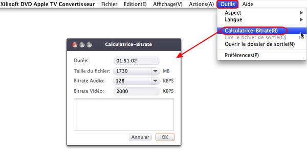 Xilisoft DVD Apple TV Convertisseur pour Mac