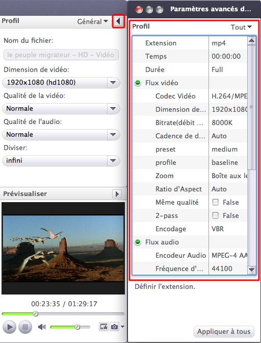 Xilisoft HD Vidéo Convertisseur pour Mac