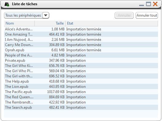 Xilisoft Transfert PDF iPad
