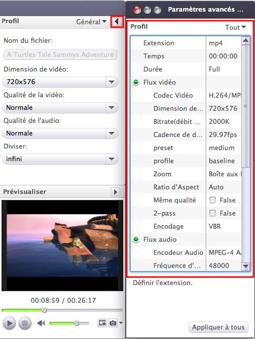 Xilisoft iPad Vidéo Convertisseur pour Mac