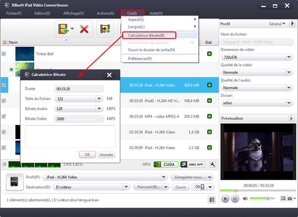 Xilisoft iPad Vidéo Convertisseur