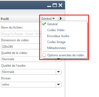 Xilisoft Zune Vidéo Convertisseur