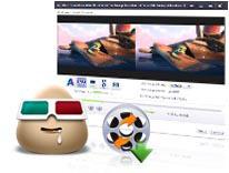 3D vidéo convertisseur, convertisseur vidéo 3D