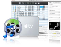 convertisseur video Apple TV Mac