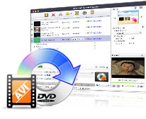 Mac convertir AVI vers DVD