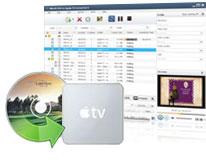 DVD pour  Apple TV convertisseur