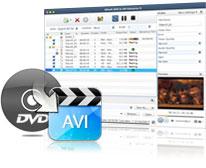Convertir DVD en AVI sur Mac