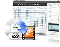 Converter DVD en AVI