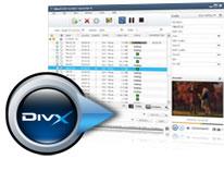 DVD en DivX Convertisseur