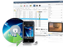 DVD en iPhone convertisseur