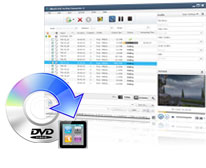 DVD vers iPod convertisseur