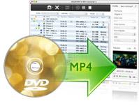 DVD en MP4 convertisseur pour Mac