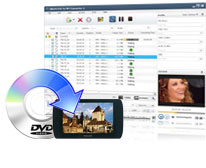 DVD en MP4 convertisseur