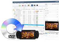 DVD en PSP