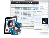 ipad vidéo convertisseur pour Mac