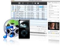 iPod Vidéo Convertisseur pour Mac
