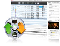 Mac MP4 convertisseur