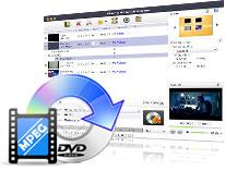 MPEG en DVD Convertisseur pour Mac