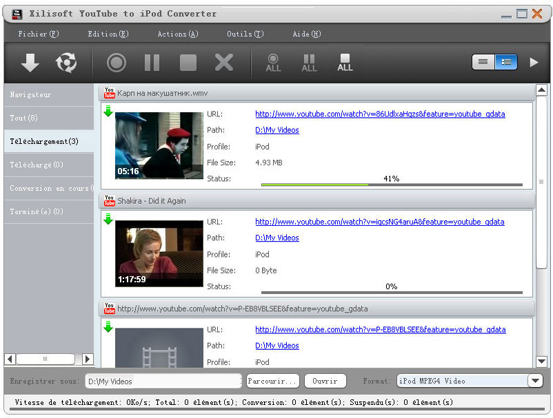 Xilisoft YouTub... Youtube Video2mp3 Converter Free Download